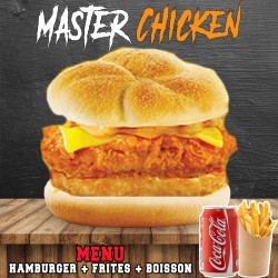 MENU MASTER CHICKEN