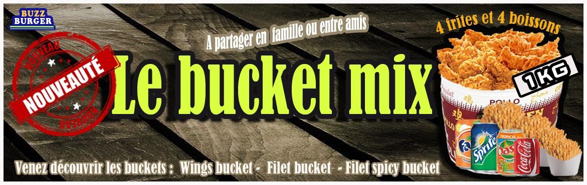 mix bucket