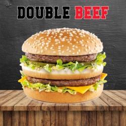 DOUBLE BEEF