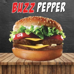 BUZZ PEPPER