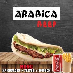 MENU ARABICA BEEF