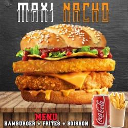 MENU MAXI NACHO