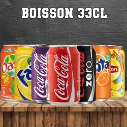 boissons 33cl