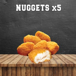 NUGGETS x5